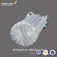 Saco de moistureproof e almofada de ar da coluna de plástico à prova de choque para a câmera