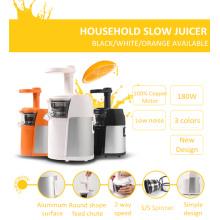 Machine de presse à lait lente et saine pour les familles de bébés
