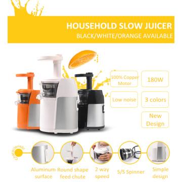Máquina Juicer lenta e saudável para famílias de bebês
