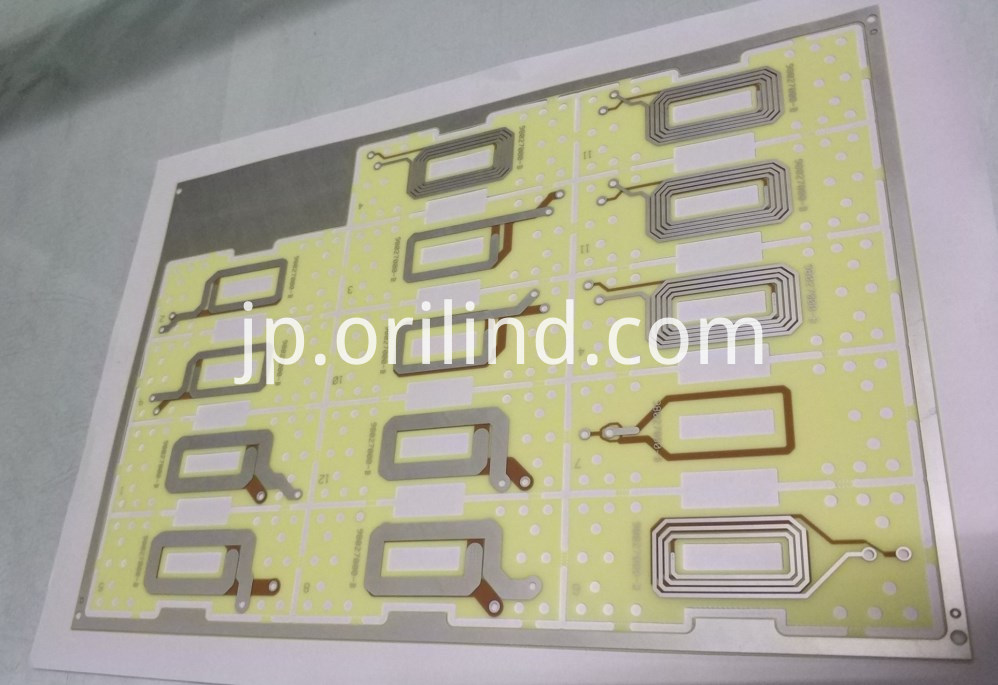 Coil printed circuit board