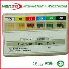 HENSO Einweg-Absorptionspapier Punkte
