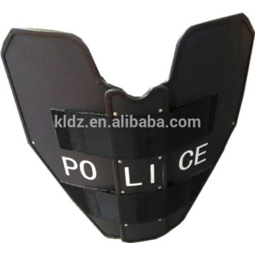 high quality Safety Folding bulletproof shield for Police Equipment
