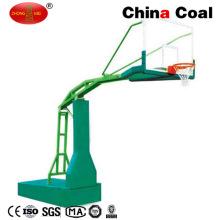 Equipo de deportes hidráulico eléctrico del soporte del baloncesto de Ydj-2b