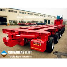 CHINAHEAVYLIFT Modular Trailer - CHINAHEAVYLIFT Hydraulic Multi Axle Trailer - CHINA Modular Trailer