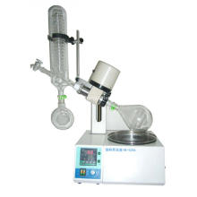Оптовая цена Лабораторный вакуумный мини роторный испаритель