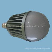 Fabricación a presión accesorio de iluminación de aluminio de fundición