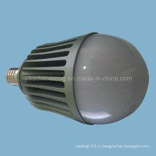 Fabrication Luminaire en aluminium de moulage mécanique sous pression