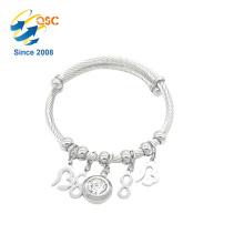Mode Damen Schmuck Einfache Design Charm Armreif Frauen Armband