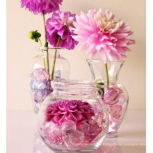 Carton à base de vase en diamant acrylique
