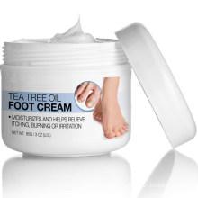 Best Dry Cracked Heels Repair Moisturizing Tea Tree Foot Cream