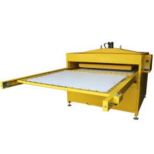 Máquina de prensa de calor automática hidráulica de doble estación