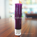 2014New plastic cosmetics 32mm tubes with dripping cap