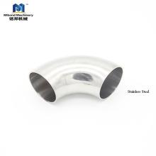 La fábrica proporciona la instalación de tuberías sanitaria del acero inoxidable de la venta directamente caliente