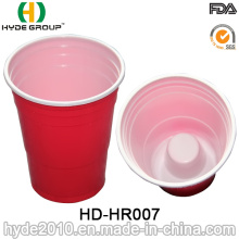 High Quality 16oz Plastic Red Cup for Party