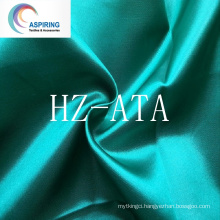 100% Polyester Satin Fabric 90G/M 44/45""