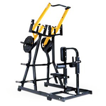 Fitness Hammer Strength Iso-Lateral Front Lat Pulldown Machine Gym