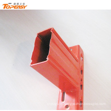 Heavy duty warehouse storage box beam pallet rack