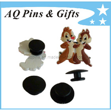 Professional Manufacturer 3D Soft PVC Cute Pin (Pin-02)