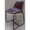 Industrial Leather Chair New Design