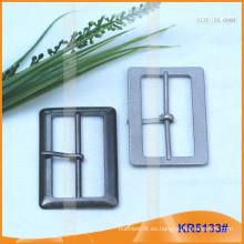 Tamaño interior 50mm Hebillas de metal para zapatos, bolsa o cinturón KR5133