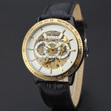 multi function mechanical watch with bezel outsert design