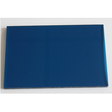 solid polycarbonate panel as building material