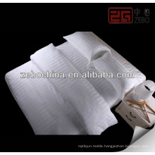 white 100% cotton sateen hotel life sheet sets