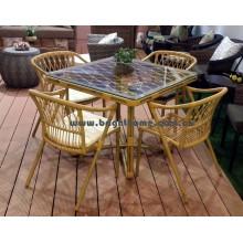 2015 Nueva silla y mesa apilables