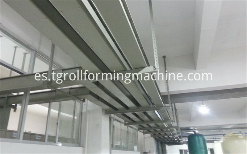 Support Unistrut Strut Cable Tray Roll Forming Machines