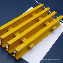 ФРП/решетки из стеклопластика, профили pultruded, frp Пултрузионный решетки
