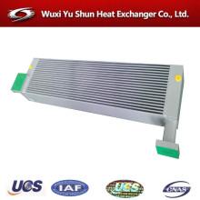 aluminum vacuum brazing fin plate radiators