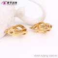 90694-Xuping Jewelry wholesale Woman 18KGold Plated Earring