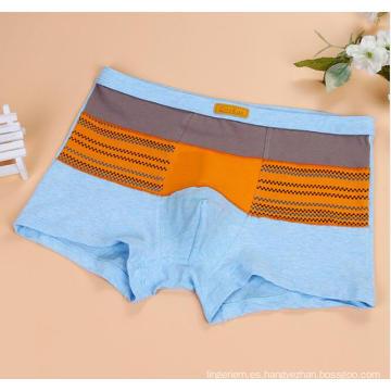 OEM cómodo algodón antibacteriano transpirable de algodón niño joven pantalones de ropa interior