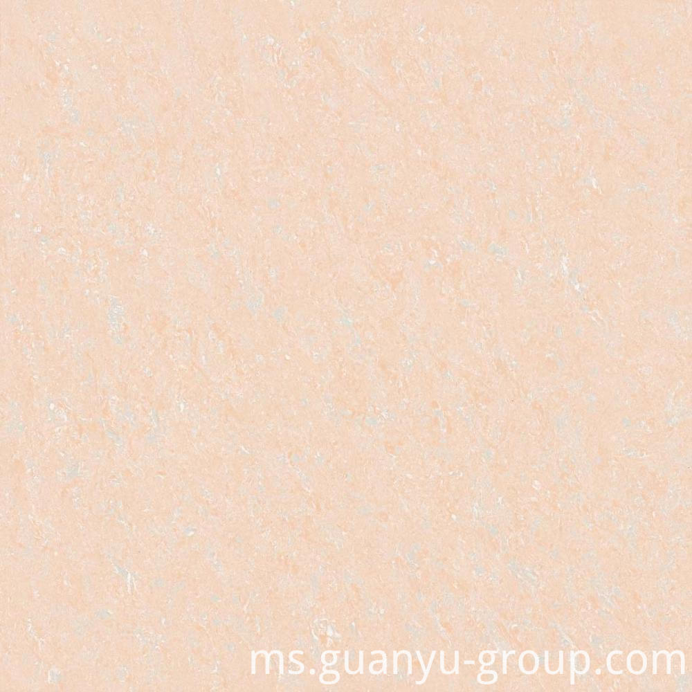 Pink Crystal Double-Loading Porcelain Floor Tile