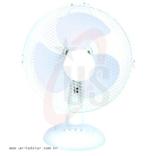 16 Inch High Quality Mesh Plastic Grill AC Table Fan