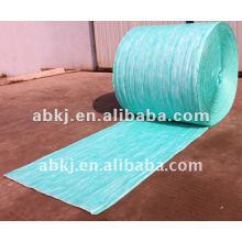 Material de filtro de bolso de poliéster de fornecimento de fábrica