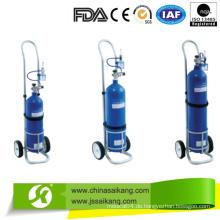 Sauerstoff-Industrie-Gas-Zylinder (CE / FDA / ISO)