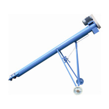 Sereal Grain Screw Auger Elevator