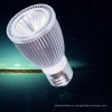 7 Вт Лампа E27 cob светодиодные пятно света