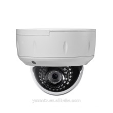 5.0megapixel HD red varifocal impermeable IR CCTV cámara completa hd zoom ip cámara