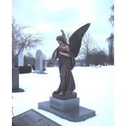 Décoration Sculpture en Bronze Statue ange à vendre