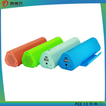 100% True Capacity Mobile USB Ext Portable Power Bank with Bluetooth Speaker