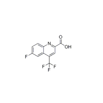 Low Price 6-Fluoro-4-(Trifluoromethyl)-Quinoline-2-Carboxylic Acid CAS 596845-42-0