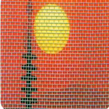 Pantalla de ventana recubierta de epoxi (YND-WE)