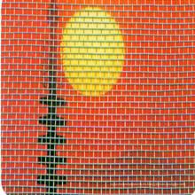 Pantalla de ventana revestida de epoxi (YND-WE)