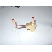 Brass Header para aire acondicionado central
