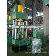 Hydraulische Presse für Stahlblech, manuelle tragbare hydraulische Presse