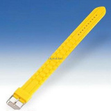 18x18mm SQ003silicone rubber watchband