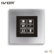 Écran tactile avec interrupteur à écran tactile (HR1000-AL-S-CAN)