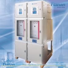 Cuadro de distribución de energía eléctrica 40.5kv C-Gis aislamiento de gas Cuadro de distribución de metal